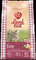 Wahre Liebe Landlust fūr sensible Katzen Ente