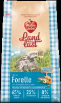 High Premium Wahre Liebe Landlust fūr sensible Katzen Forelle